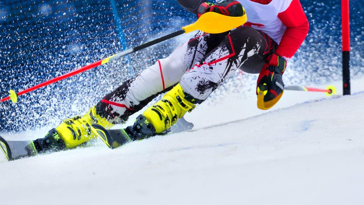 Gli atleti dei Campionati Mondiali di Sci e l'Ospedale Cortina
