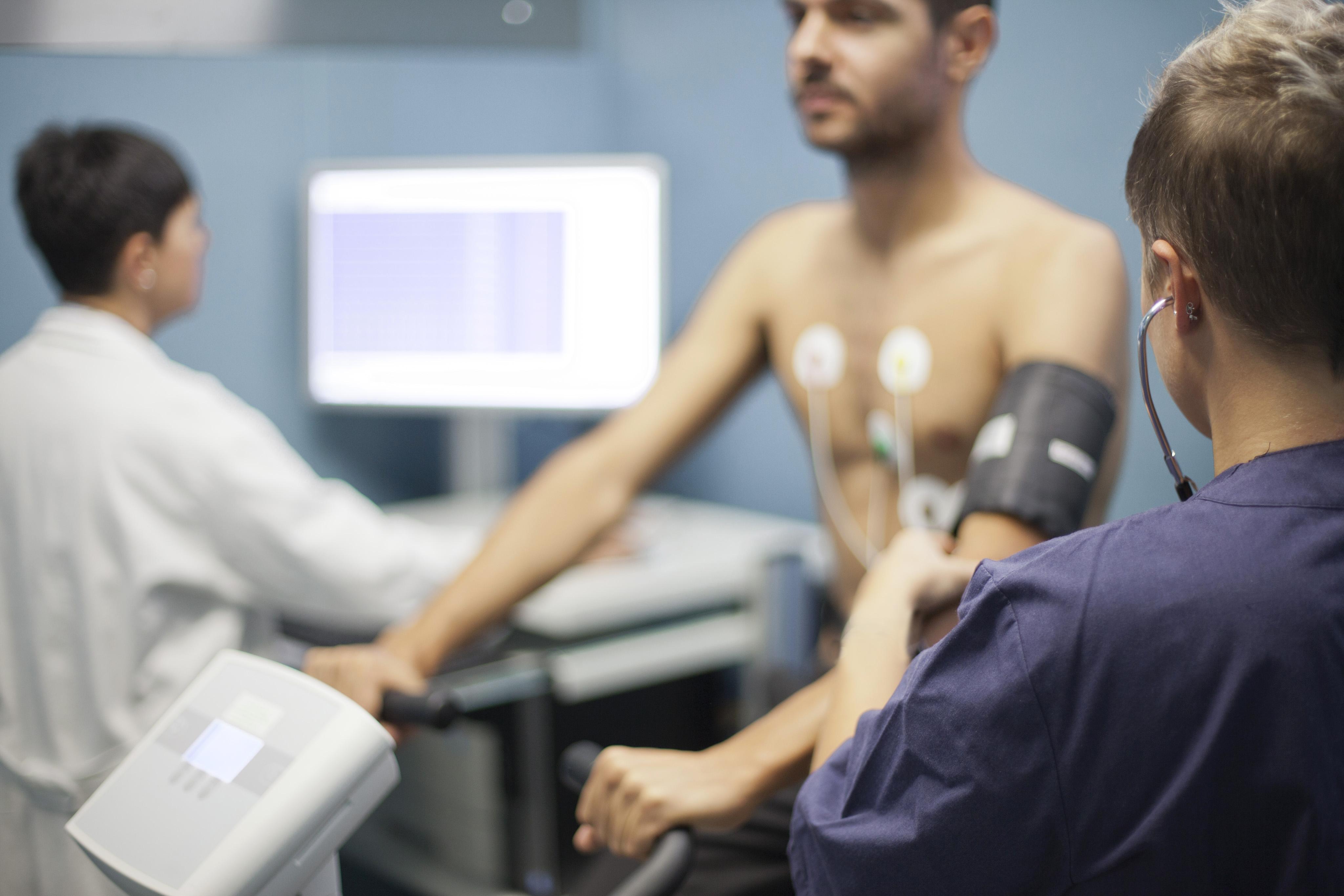Il test da sforzo per capire se il cuore è in salute