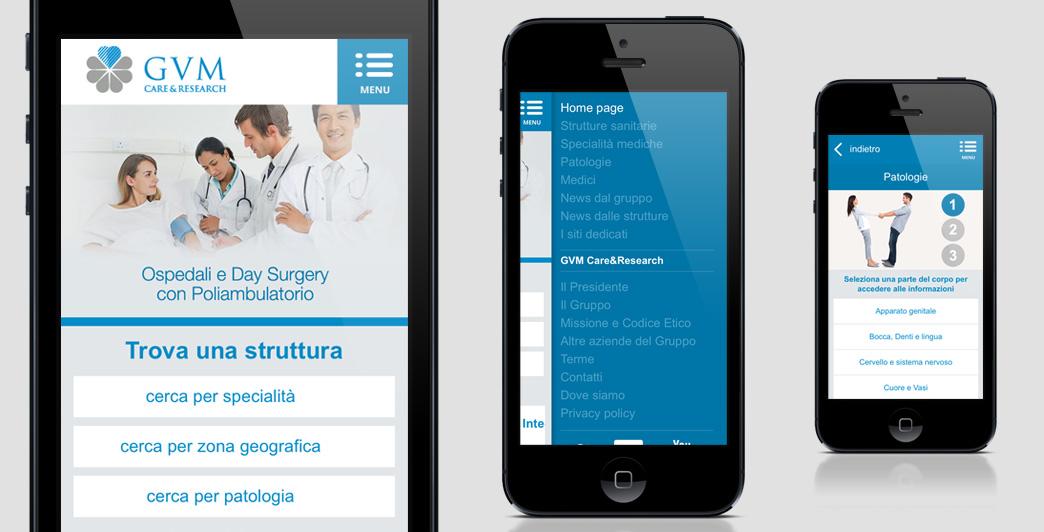 E 39 online la versione mobile del sito gvm for Sito mobili online