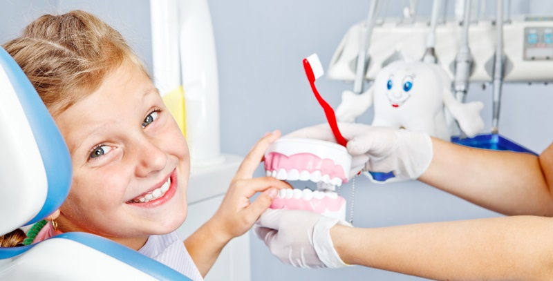 Igiene, prevenzione e cura dei denti nei bambini