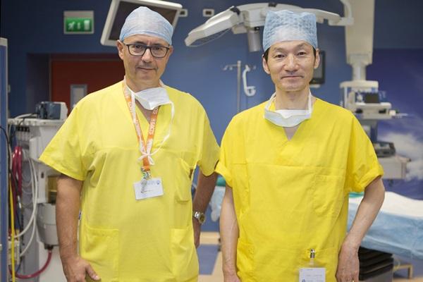 Il cardiochirurgo giapponese Ozaki ospite a Maria Cecilia Hospital