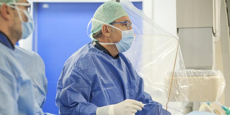 Le procedure percutanee per le patologie della valvola aortica: intervista al dottor Contegiacomo