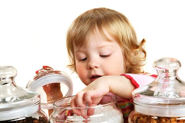 Come dolcificare gli alimenti dei bambini?