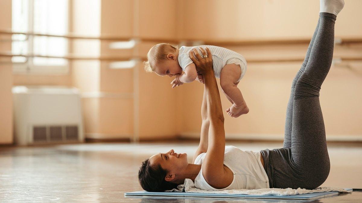 Riabilitazione del pavimento pelvico dopo il parto: un aiuto per le neomamme