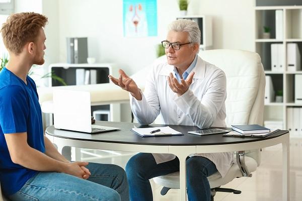 Prevenzione urologica nell'uomo: l'esame ecografico un alleato importante
