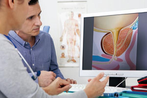 ressonancia magnetica pelvica prostata