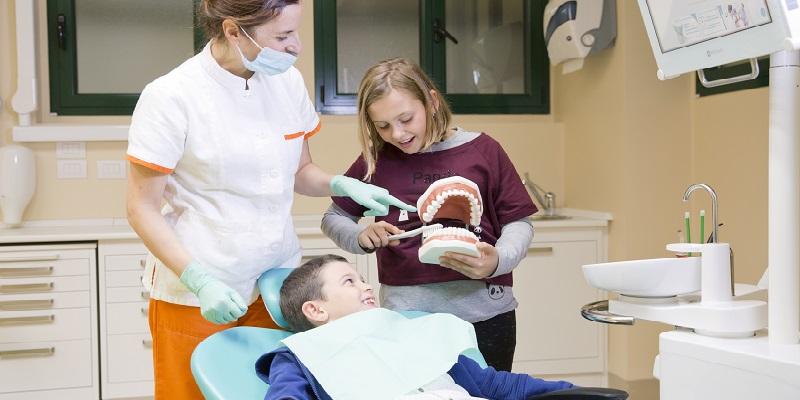 Pedodonzia: l'importanza dell'odontoiatria pediatrica