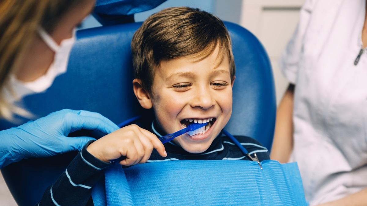 Igiene orale dei bambini: i consigli del pedodontista