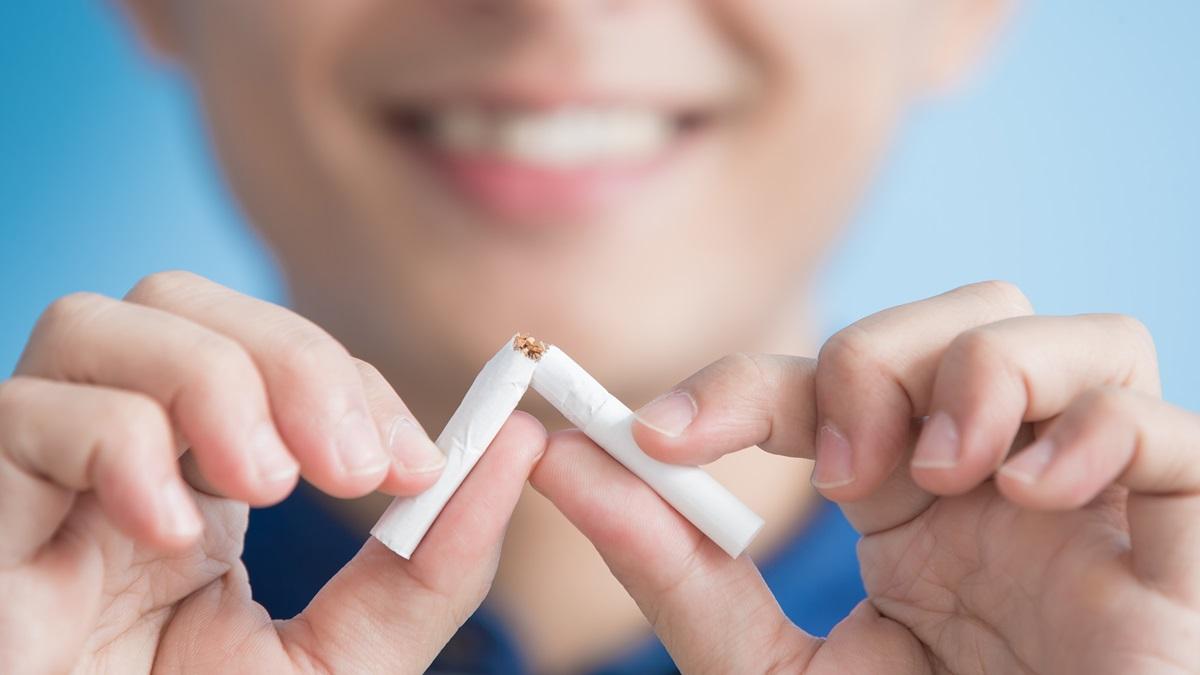Il fumo può favorire l'insorgenza di patologie parodontali