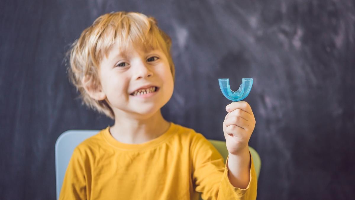 Ortodonzia intercettiva cos'è e quali sono i suoi vantaggi per i bambini