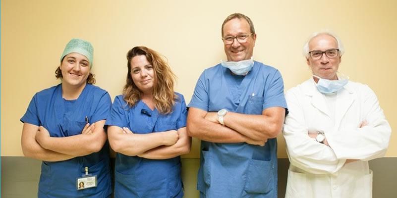 Sorriso nuovo in 24 ore grazie alla Dental Unit di G.B. Mangioni Hospital