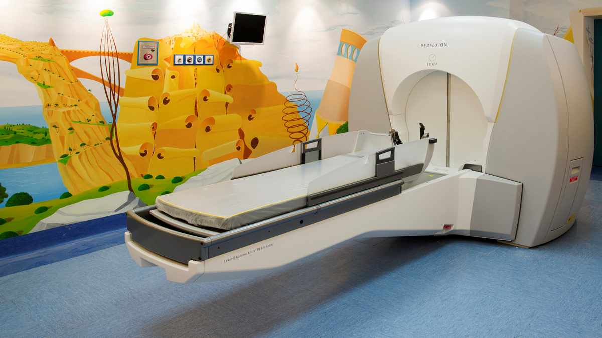 Gamma Knife: Trattare i tumori cerebrali senza incisioni e in una sola seduta