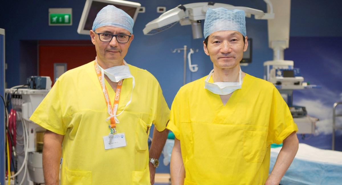 Ricostruire la valvola aortica senza protesi:  l'innovativa tecnica Ozaki usa il tessuto cardiaco del paziente