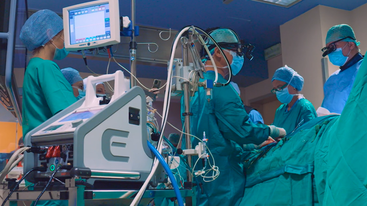 Circolazione extracorporea mininvasiva con levitazione magnetica: per la prima volta sperimentata nei pazienti cardiochirurgici