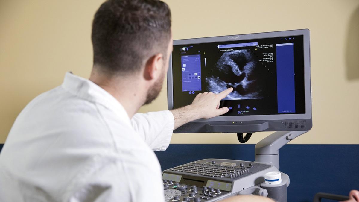 La diagnosi precoce delle patologie congenite del cuore con l'ecocardiografia