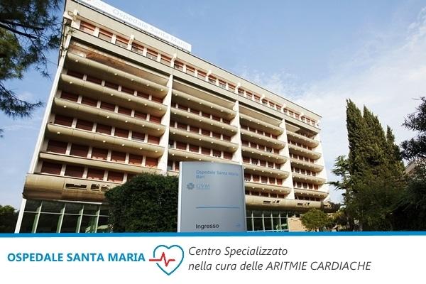 All'Ospedale Santa Maria il primo centro specializzato nella prevenzione e cura delle aritmie cardiache