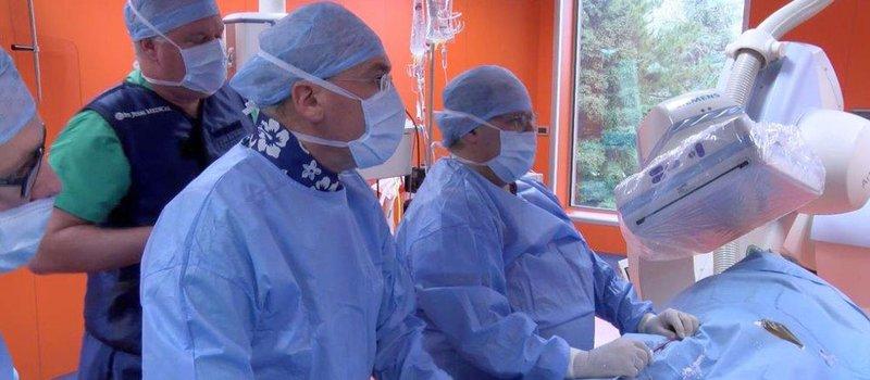 Per la prima volta in Italia, pacemaker wireless impiantato senza chirurgia
