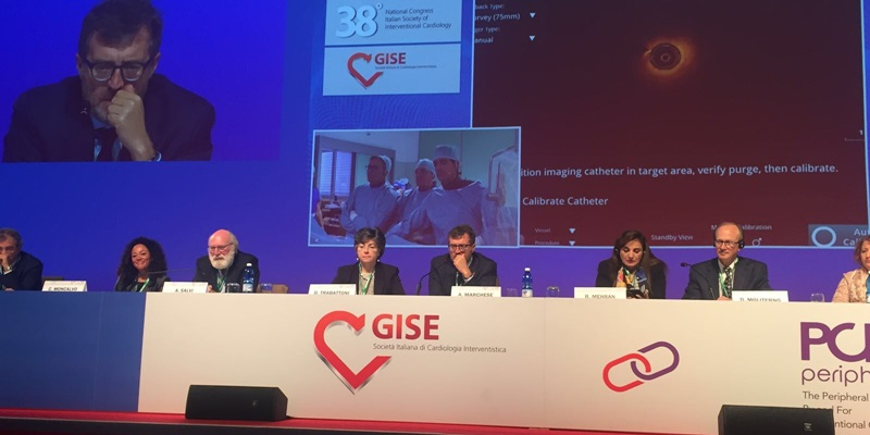 I medici GVM protagonisti al GISE