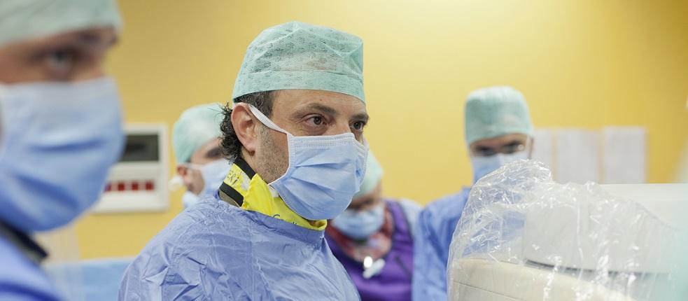 Risoluzione patologie valvolari: Maria Eleonora Hospital e il Prof. Fattouch certificati a livello europeo per l'impianto del sistema JenaValve