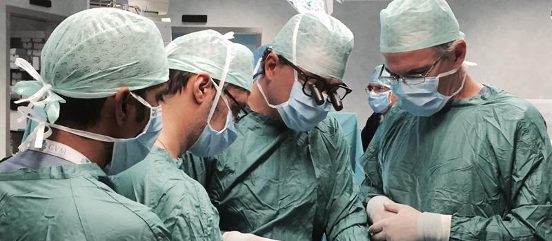 Oggi la cardiochirurgia è ancora meno invasiva, a Bari è stato fatto un passo nel futuro