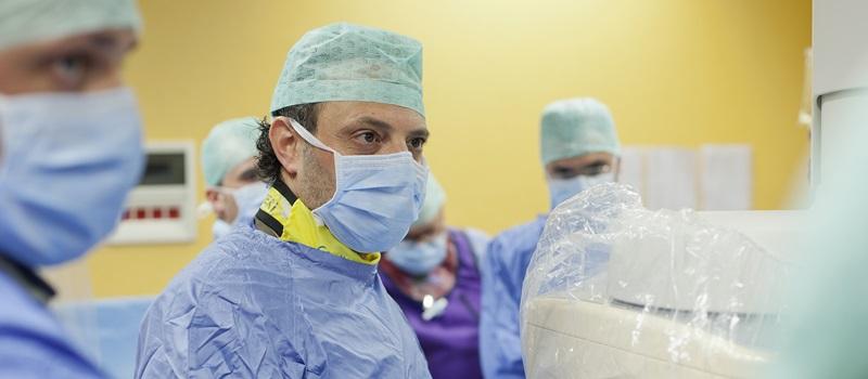 Le prospettive future di intervento per trattare le patologie delle valvole cardiache: intervista al Prof Fattouch