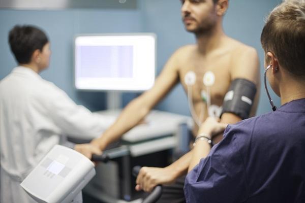 Elettrocardiogramma sotto sforzo: l'esame