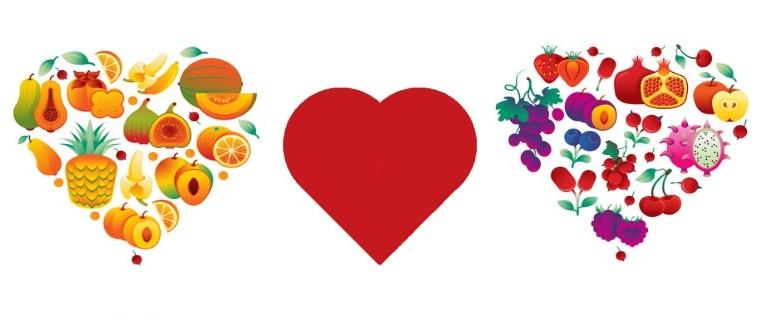 La frutta fresca consumata ogni giorno riduce il rischio di infarto