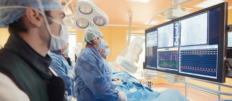 Prima procedura in diretta per l'equipe del dott. Iacopino grazie alla piattaforma OneViewX