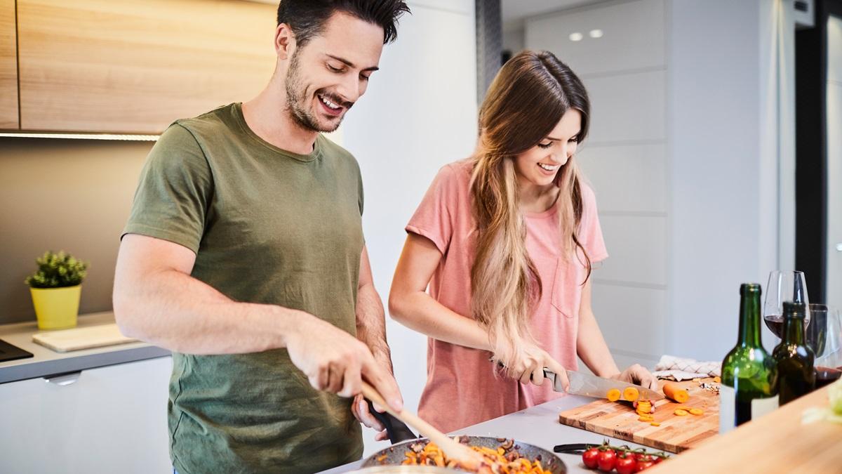 Uomini e donne: 5 consigli per differenziare la dieta