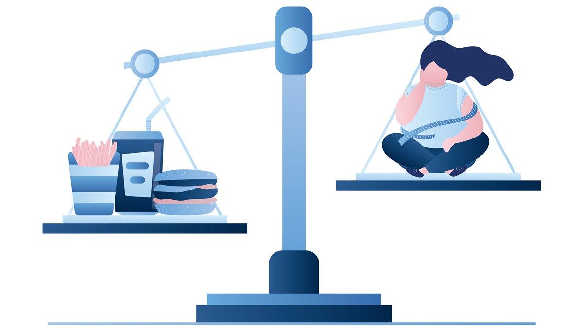 Obesità: i consigli per tenere il peso sotto controllo