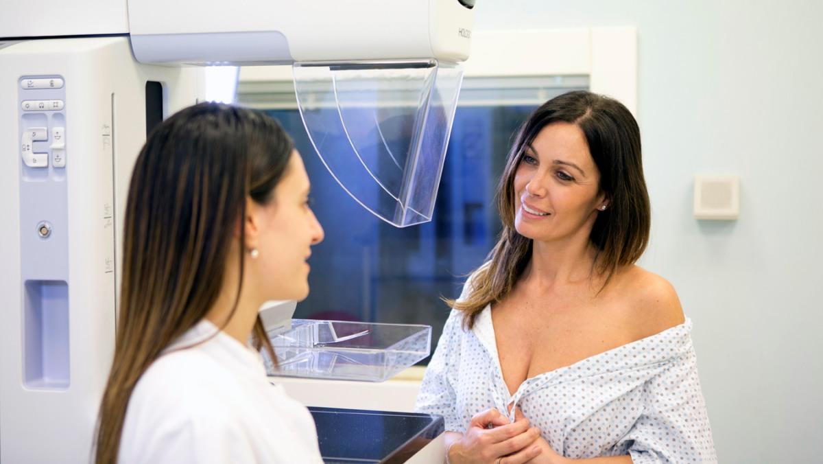 Percorso One Stop: il modello che mette al centro la paziente con tumore al seno