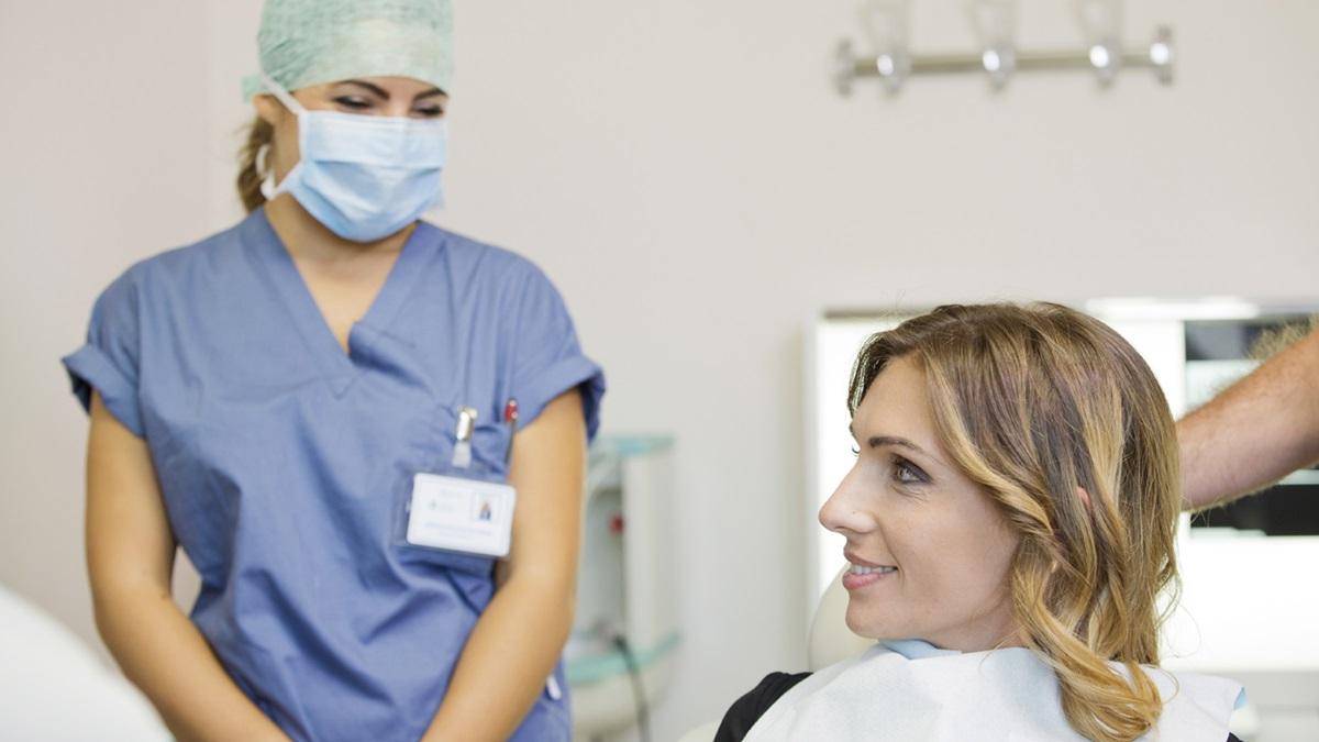 La chiusura difettosa dei denti può causare una postura scorretta