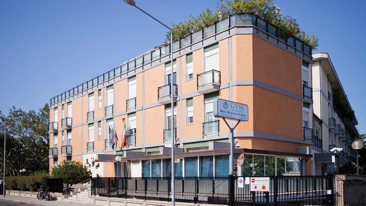Maria Eleonora Hospital di Palermo mette a disposizione 30 posti letto per pazienti non Covid-19