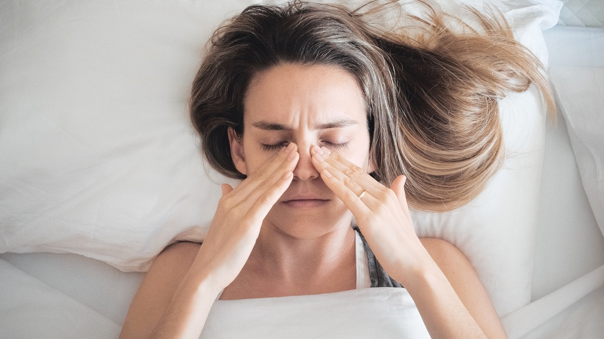Come affrontare insonnia e allergia