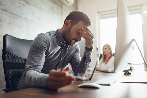 Stress sul lavoro: la sindrome da Burnout