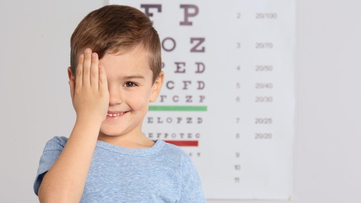 Occhio pigro: come si svolge la visita cicloplegica