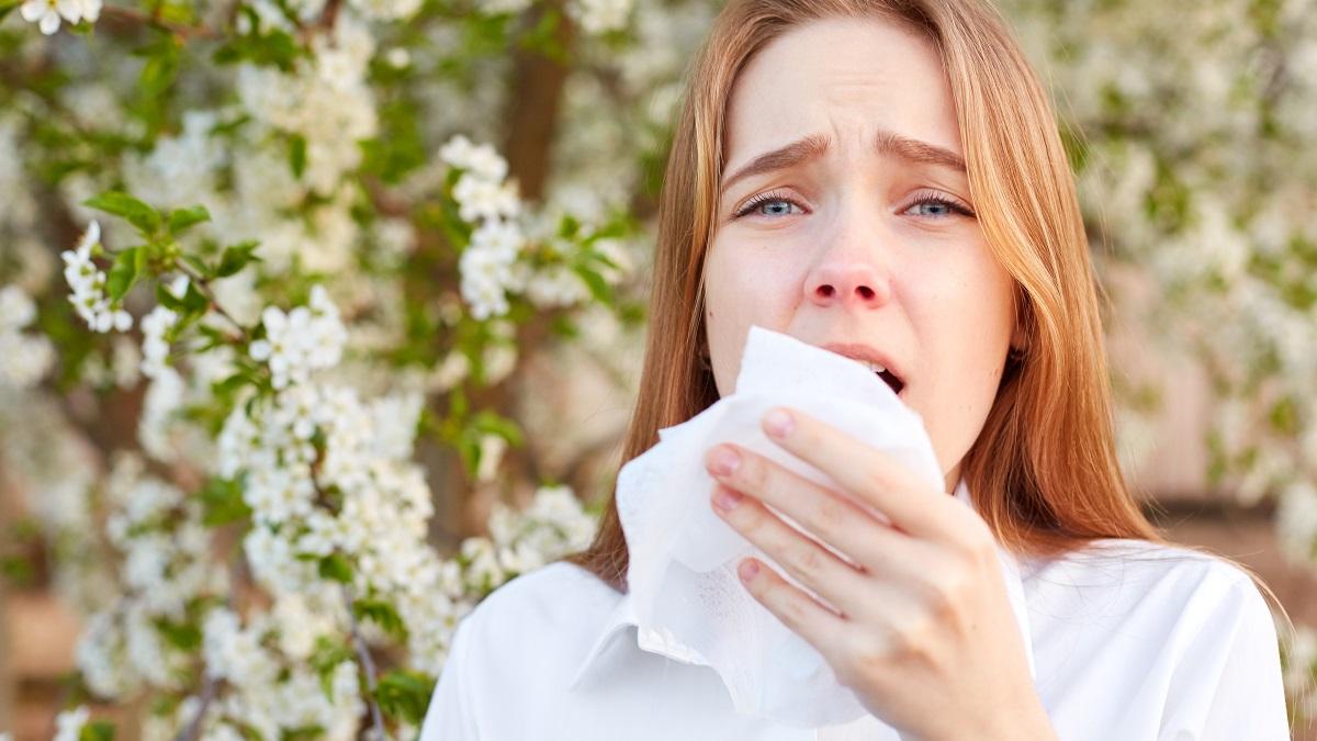 Rinite allergica e sintomi specifici
