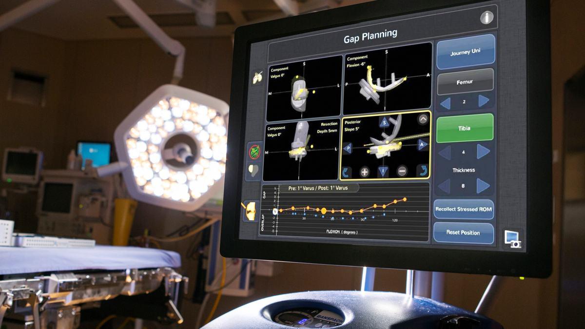 Ospedale San Carlo di Nancy è centro di riferimento per la chirurgia ortopedica robotica