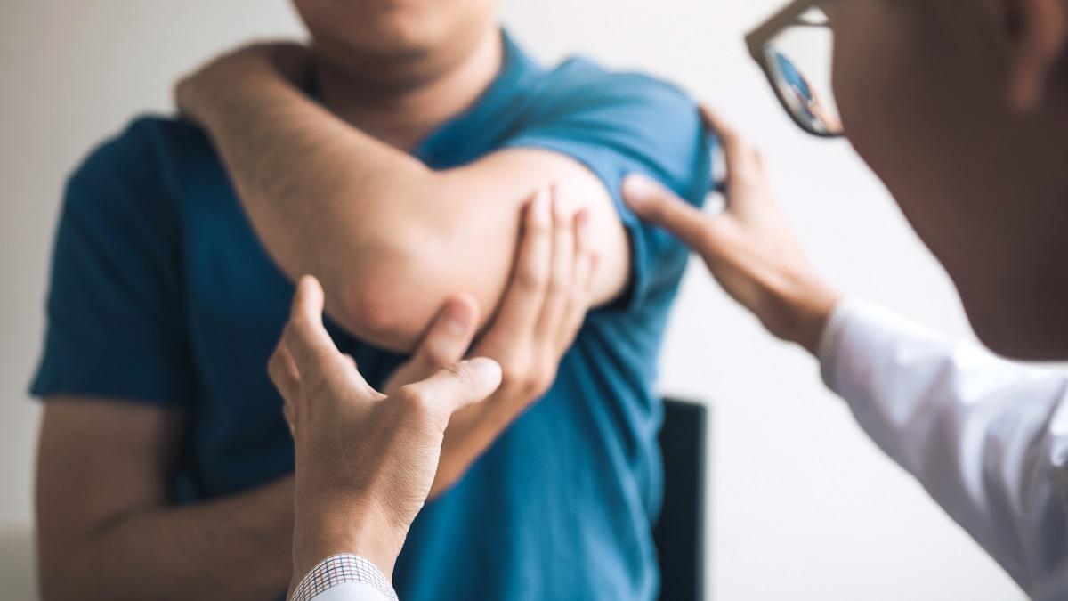 Tendinite calcifica della spalla: sintomi e cure