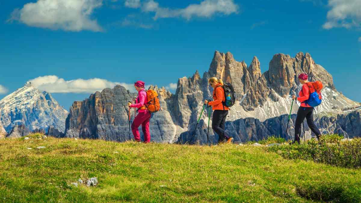 Torna a Cortina La Sportiva Lavaredo Ultra Trail: il supporto dell'Ospedale per gli atleti