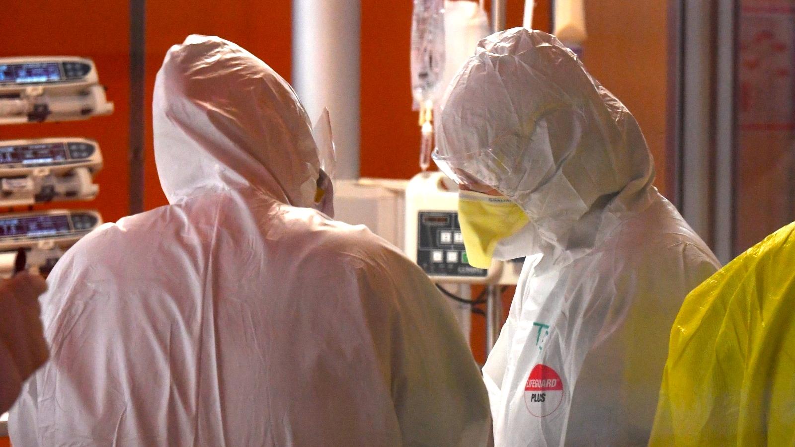 Identikit di un Covid Hospital