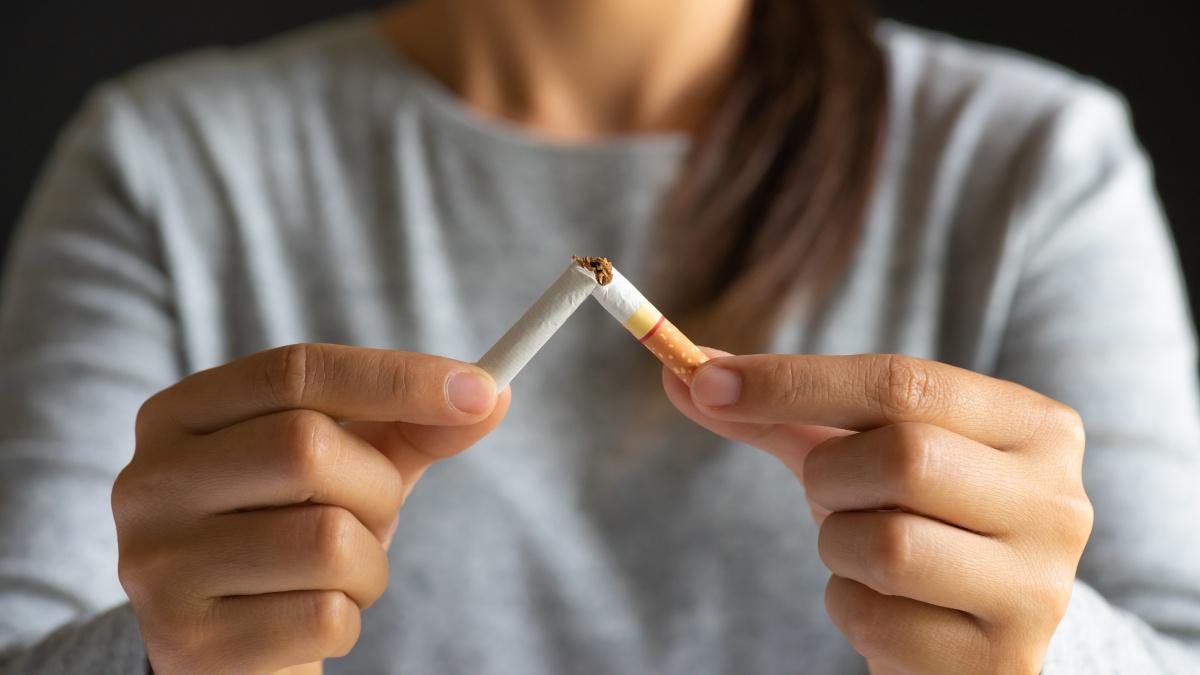 TMS e terapia cognitivo comportamentale per ridurre il desiderio di fumare