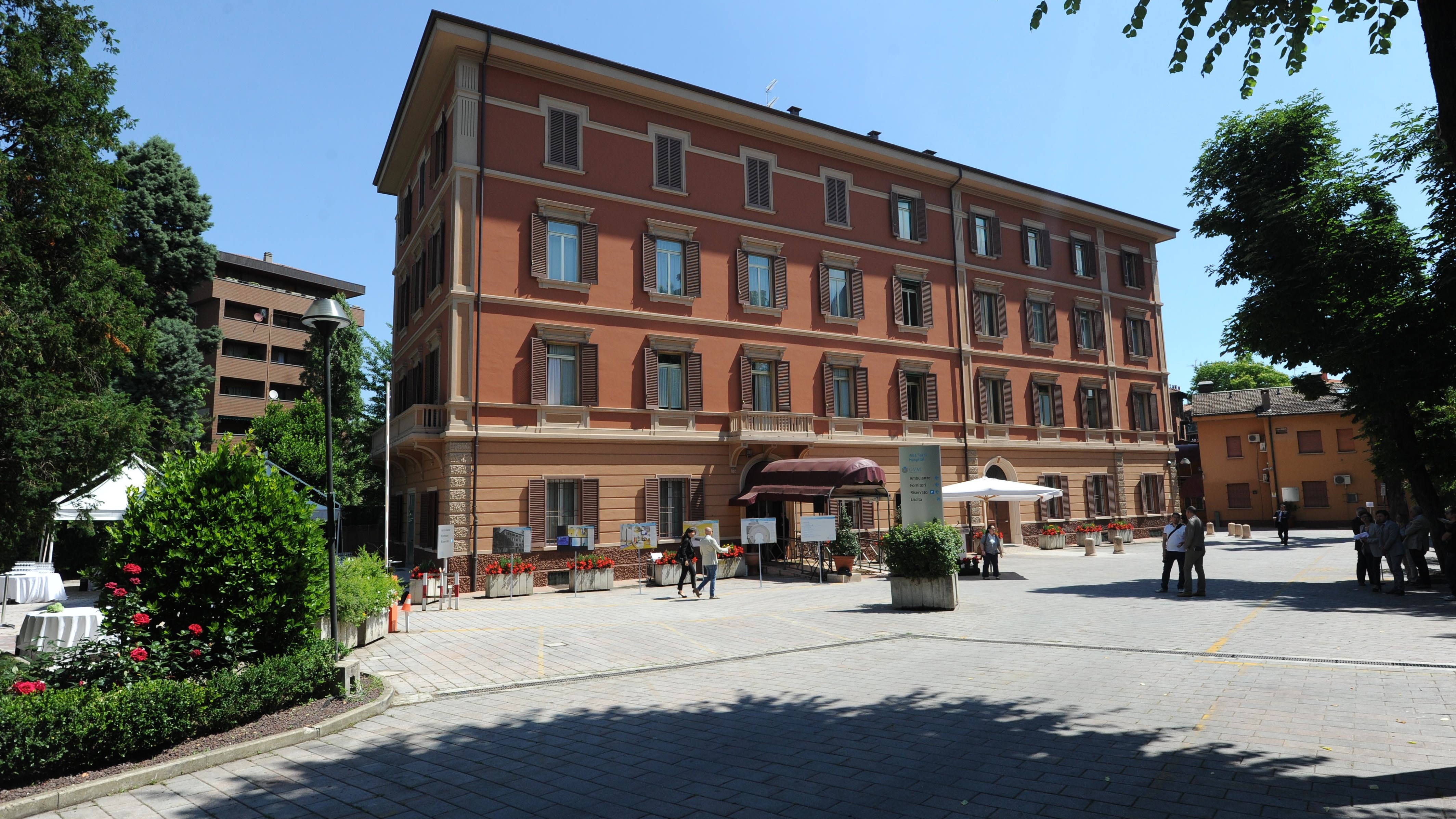 Le buone pratiche della formazione: il caso di Villa Torri Hospital