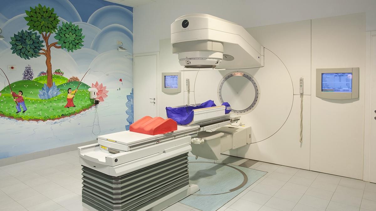 Servio di Radioterapia Oncologica operativo presso Maria Cecilia Hospital